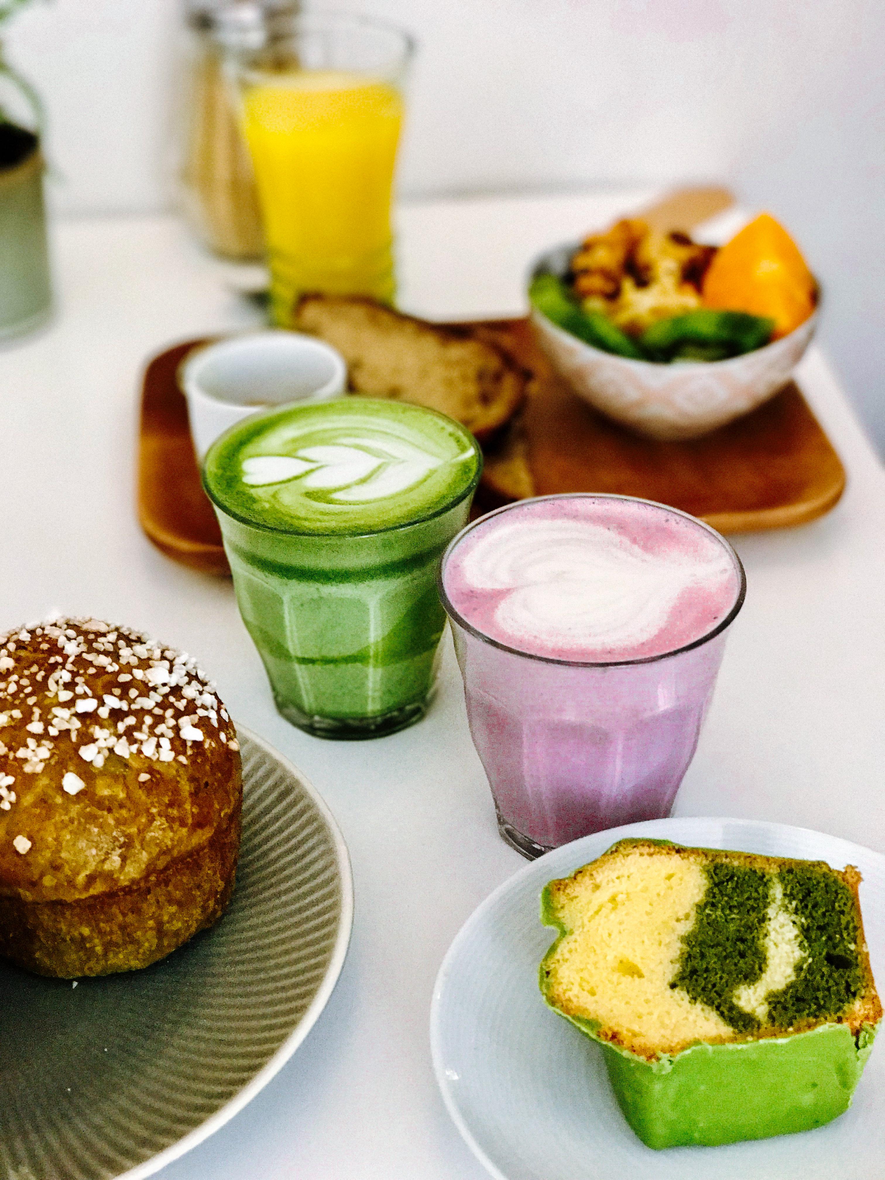 Brunch Umami Matcha Café