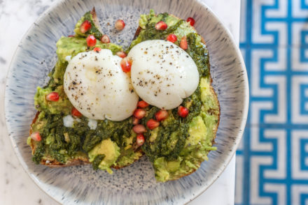 Avocado toast Ob La Di