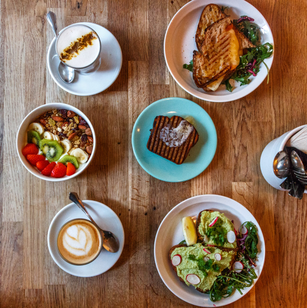Brunch Cafe Oberkampf