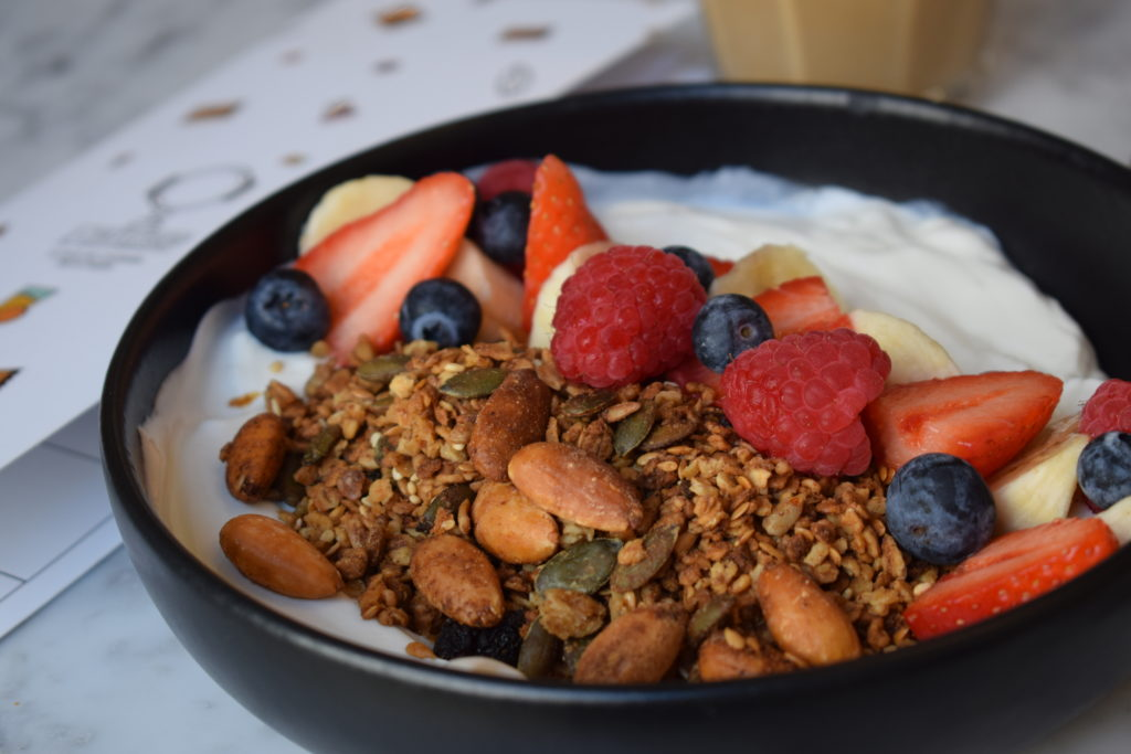 Granola O Coffeeshop Paris