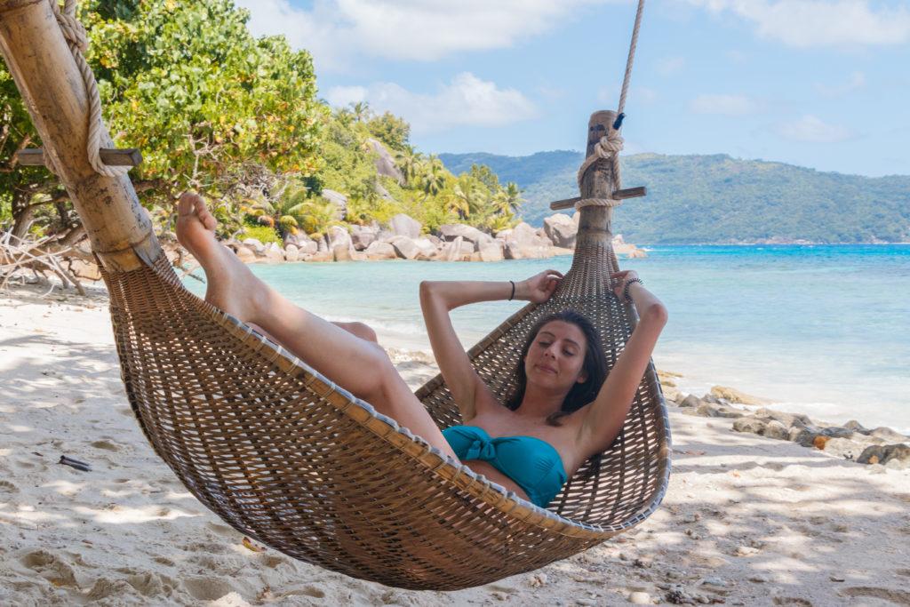 Ile de félicité Seychelles