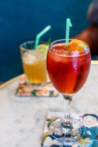 Cocktail Yoom Dim sum Paris