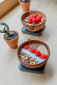Acai bowl SLOE paris