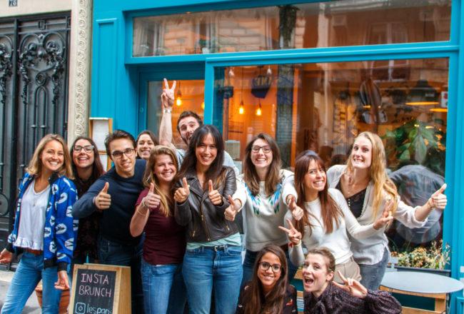 Insta Brunch Paris 6 chez Leandres Happy Food - Les Paris de Laura