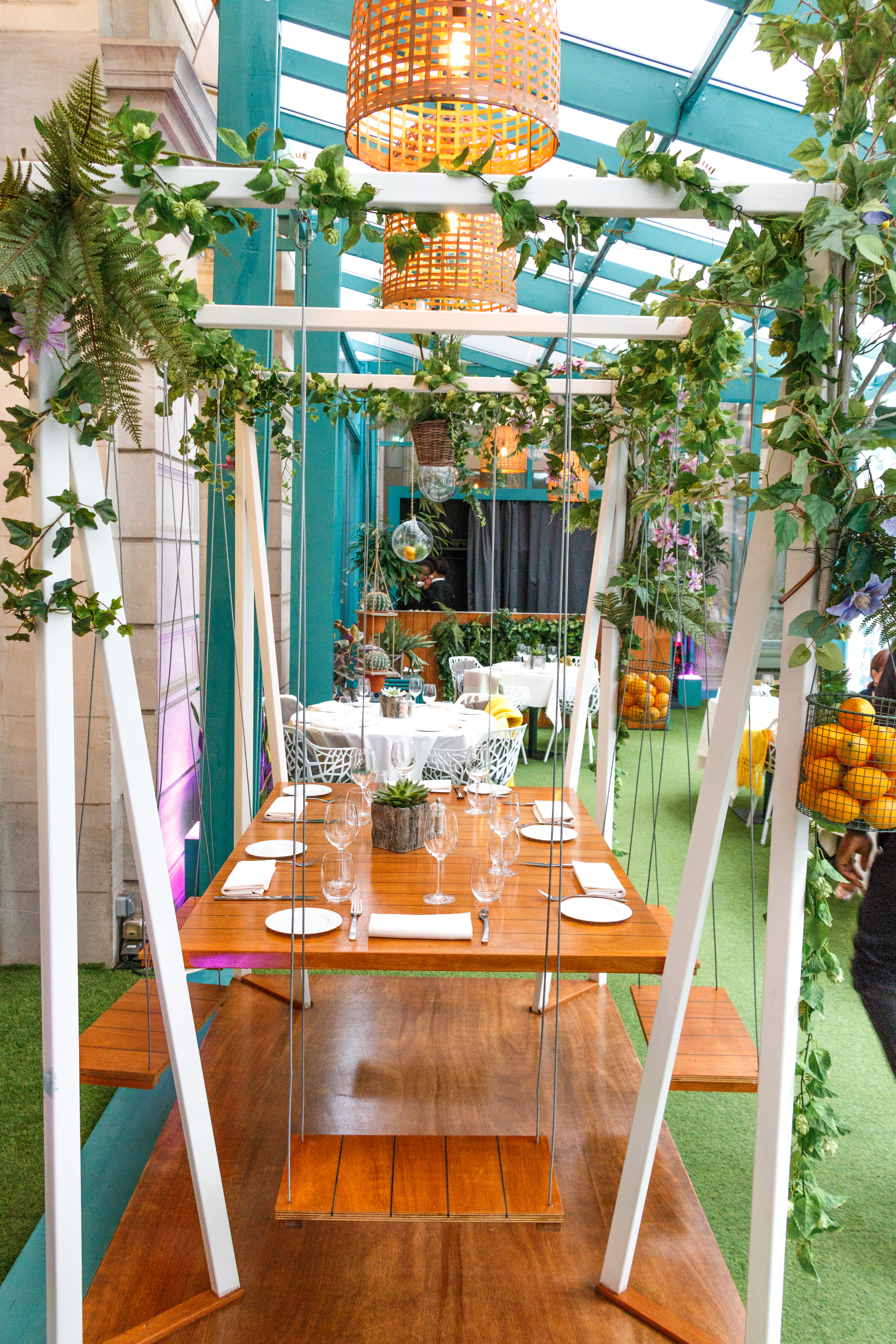 Jardin D Hiver Westin Paris Vendome Les Paris De Laura