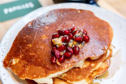 Pancakes Papille Restaurant Paris 9