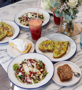Brunch Café Moco Paris 11