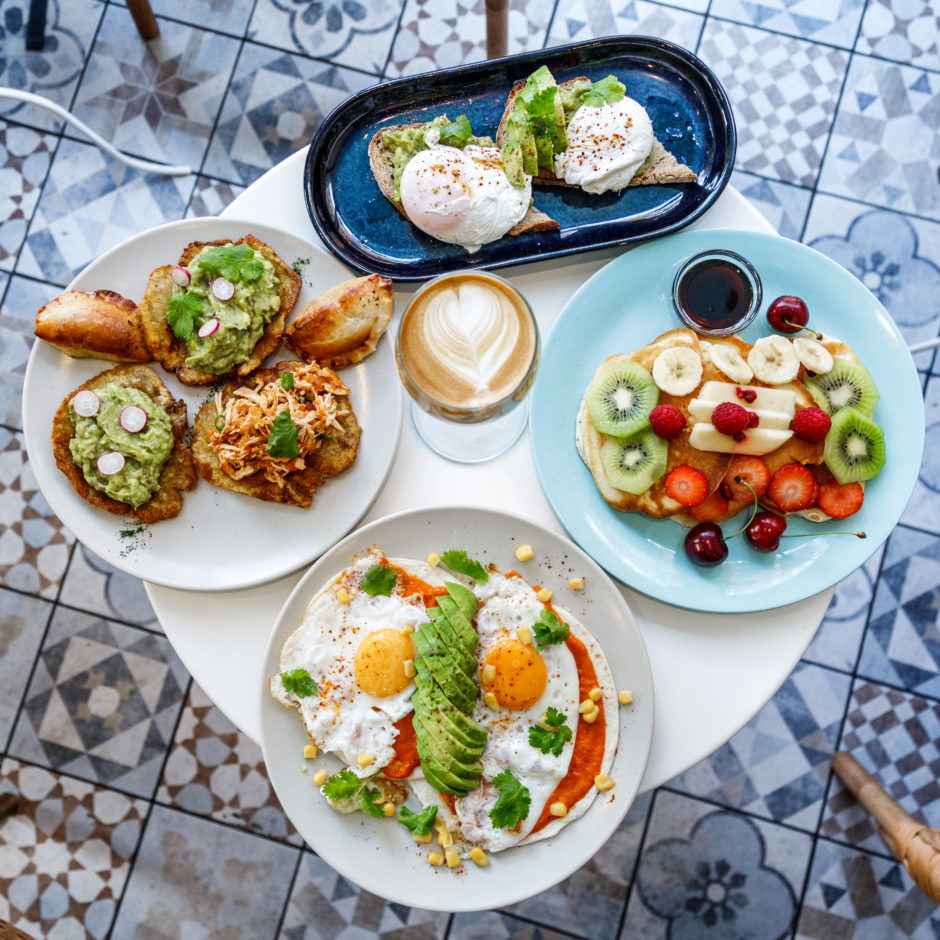 Brunch delirio Paris
