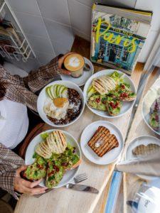 Café Oberkampf Brunch