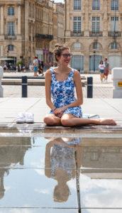 Miroir d'eau Bordeaux