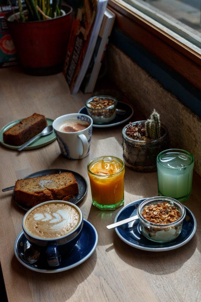 Petit déjeuner Aussie chez SIP Coffee bar