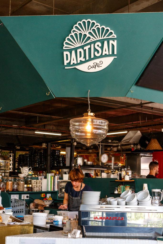 Partisan Café Bordeaux