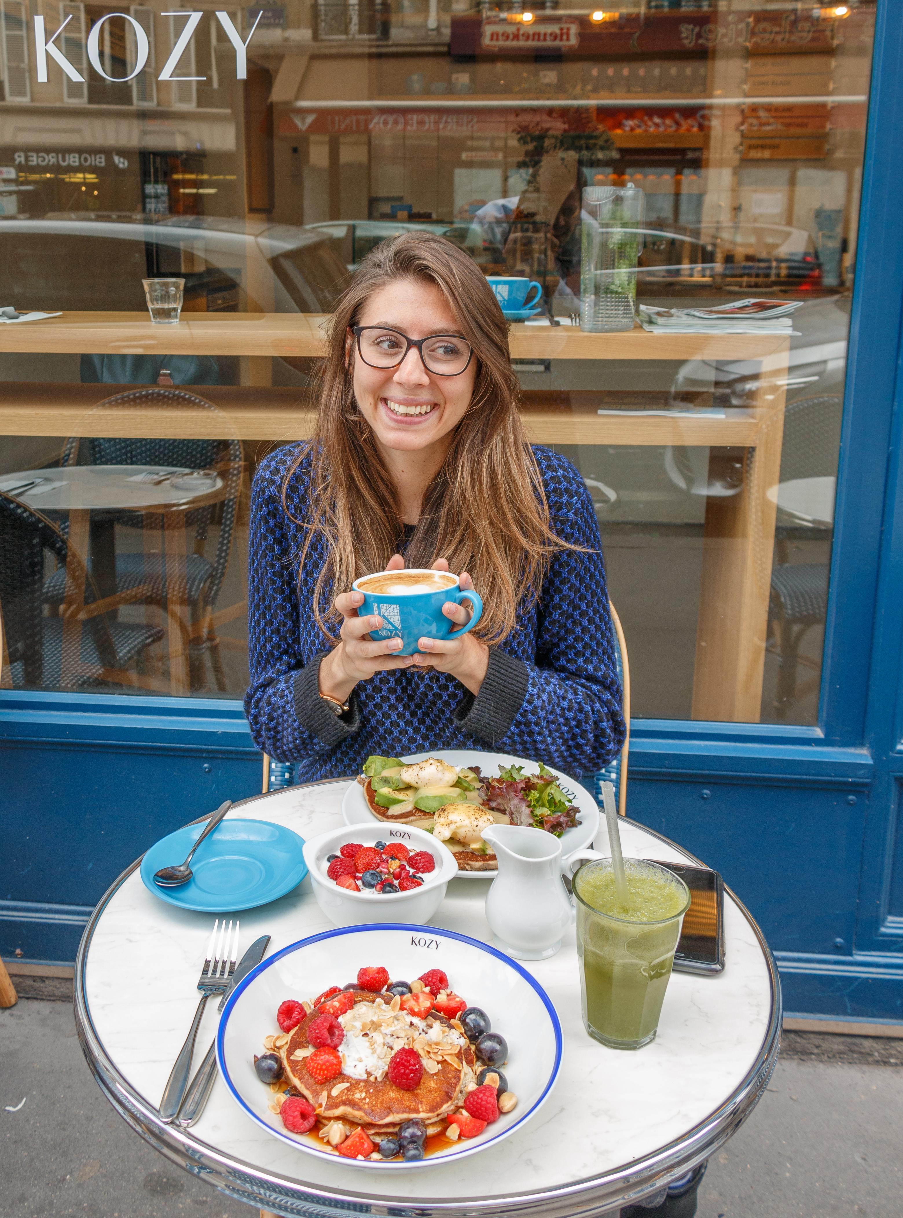 Café de spécialité Kozy Paris 9
