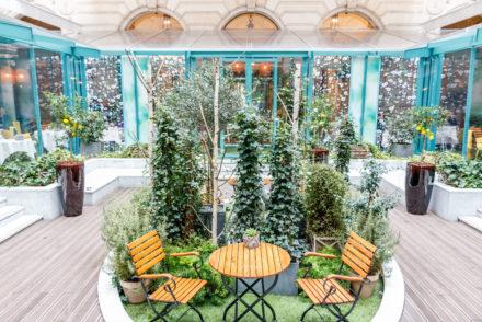 Jardin d'hiver Westin Paris Vendôme