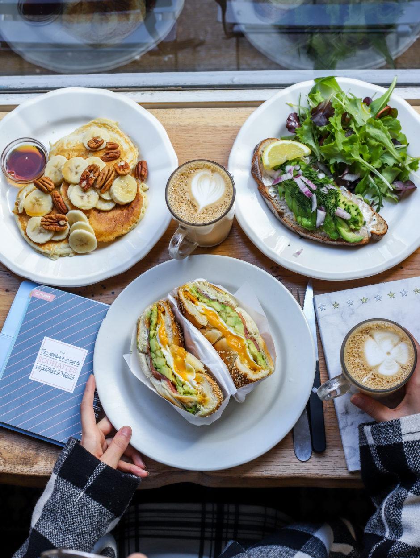 Brunch Passager Café Paris