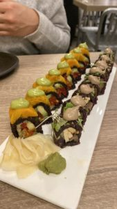 Beyond Sushi New York